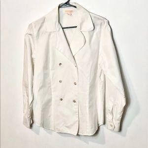 Brooks Brothers vintage button front shirt EUC
